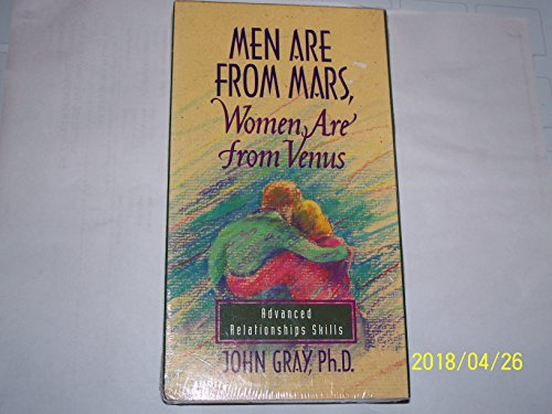 9781886095076: Men Are From Mars Women Are From Venus Advanced Relationships Skills (relationship skills)
