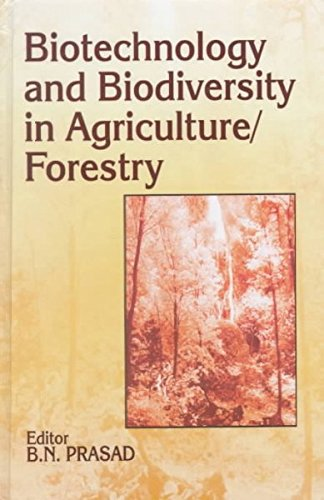 Biotechnology and Biodiversity in Agriculture/Forestry: n/a