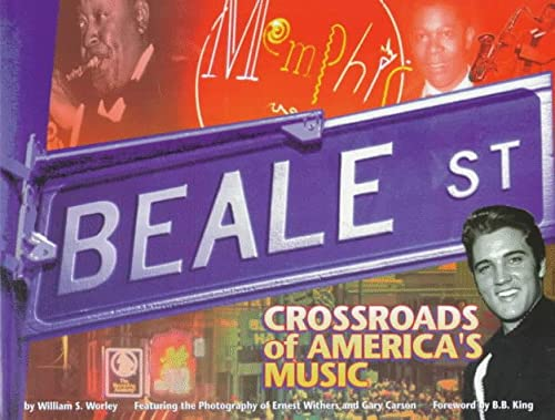 9781886110205: Beale Street: Crossroads of America's Music