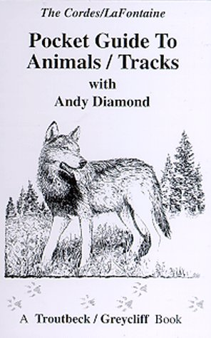9781886127036: Pocket Guide to Animals/Tracks