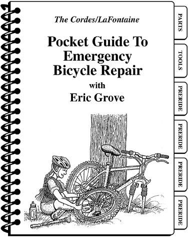 9781886127180: Pocket Guide to Emergency Bicycle Repair