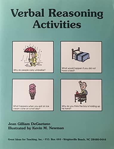 9781886143418: Verbal Reasoning Activities