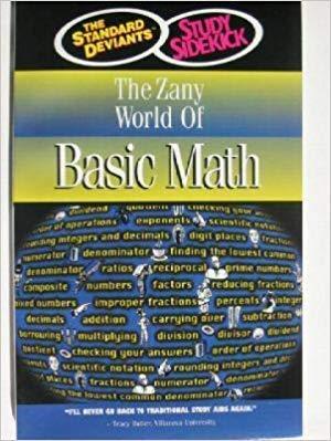9781886156548: Zany World of Basic Math