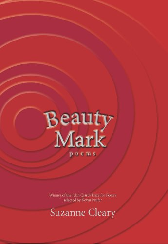 Beauty Mark: Suzanne Cleary