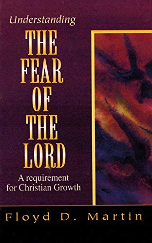 9781886158184: Understanding the Fear of the Lord