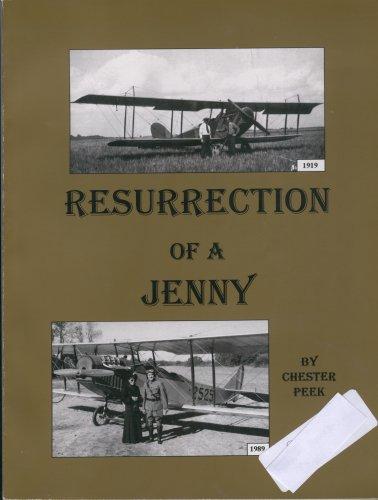 Resurrection of a Jenny: Peek, Chester L.