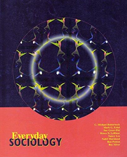 9781886202108: Everyday Sociology