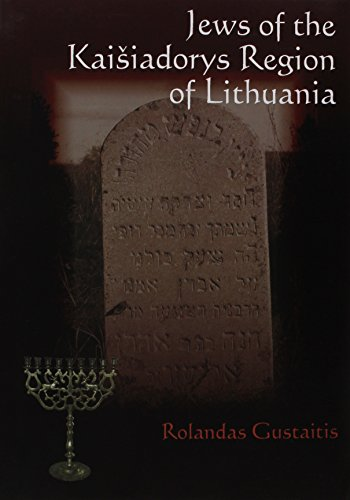 9781886223455: Jews of the Kaisiadorys Region of Lithuania