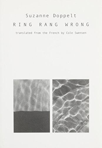 Ring Rang Wrong (Serie D'Ecriture): Suzanne Doppelt