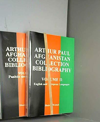 9781886225077: Arthur Paul Afghanistan Collection Bibliography: Pashto and Dari Titles