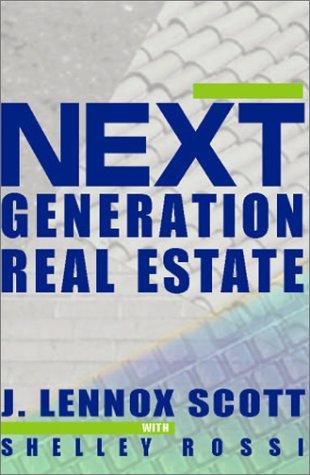9781886225824: Next Generation Real Estate