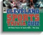 9781886228290: Cleveland Sports Trivia Quizbook (Trivia Fun)