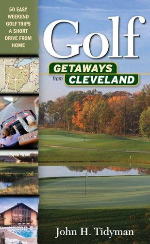 9781886228399: Golf Getaways from Cleveland
