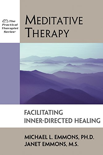 Meditative Therapy Facilitating Inner Directed Healing Vol: Janet Emmons