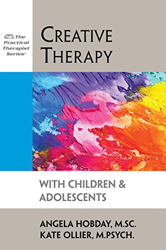 9781886230194: Creative Therapy with Children & Adolescents (The Practical Therapist Series)
