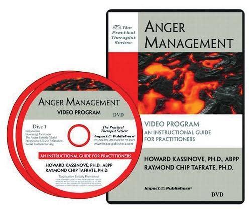 Anger Management Video Program (Compact Disc): Raymond Chip Tafrate