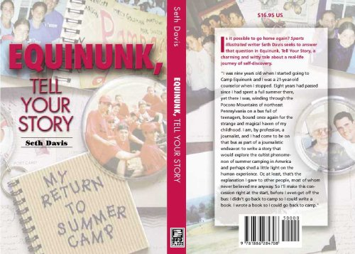 9781886284708: Equinunk, Tell Your Story: My Return to Summer Camp