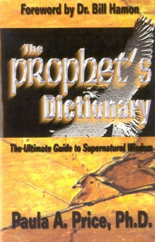 The Prophets Dictionary (1886288402) by Price, Paula A.