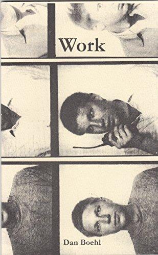 WORK Pavement Saw Press Chapbook Award Series: Boehl, Dan