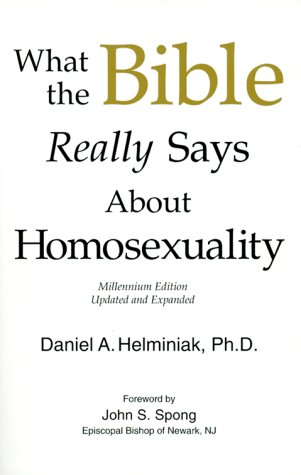 9781886360099: What the Bible Really Says about Homosexuality