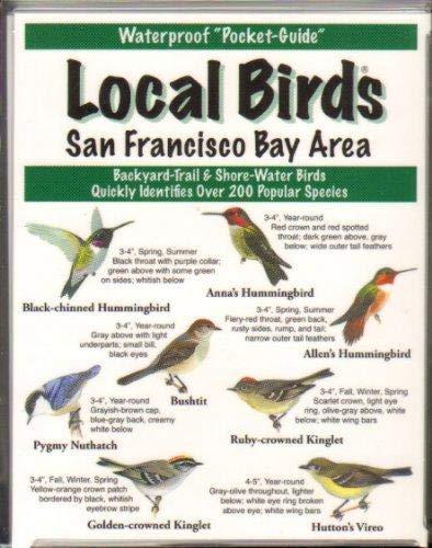 9781886403017: Local Birds of the San Francisco Bay Area