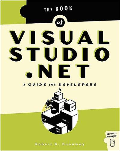 9781886411692: The Book of Visual Studio .NET
