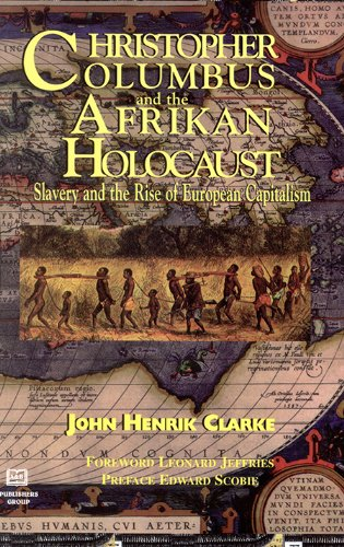 9781886433182: Christopher Columbus and the Afrikan Holocaust