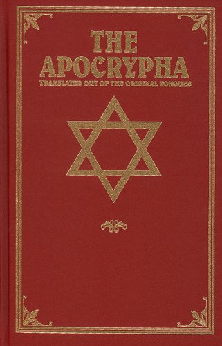 9781886433502: The Apocrypha: Translated out of the Original Tongues