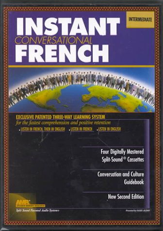 9781886463349: Instant Conversational French: Intermediate with Book(s) (Instant Language Courses)