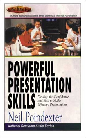 9781886463455: Powerful Presentation Skills: Develop the Confidence and Skill to Make Effective Presentations (National Seminars (Oasis))