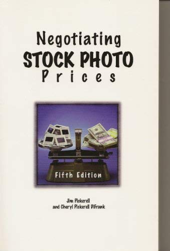 Negotiating Stock Photo Prices: Jim Pickerell, Cheryl