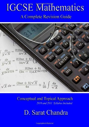 9781886528154: IGCSE Mathematics: A Complete Revision Guide