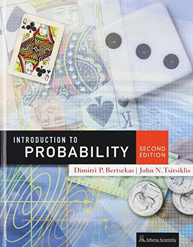 Introduction to Probability: Bertsekas, Dimitri