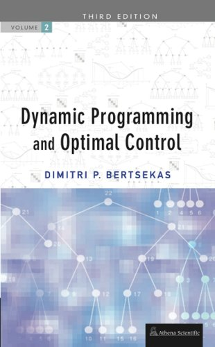 9781886529304: Dynamic Programming and Optimal Control, Vol. II