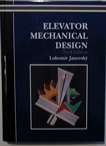 9781886536265: Elevator mechanical design