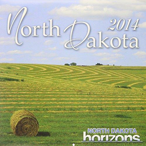 9781886540187: 2014 North Dakota Horizons Wall