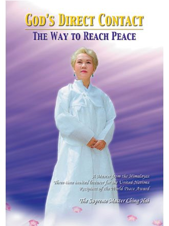 9781886544710: God's Direct Contact: The Way to Reach Peace