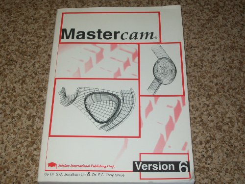 9781886552036: Mastercam: Version 6