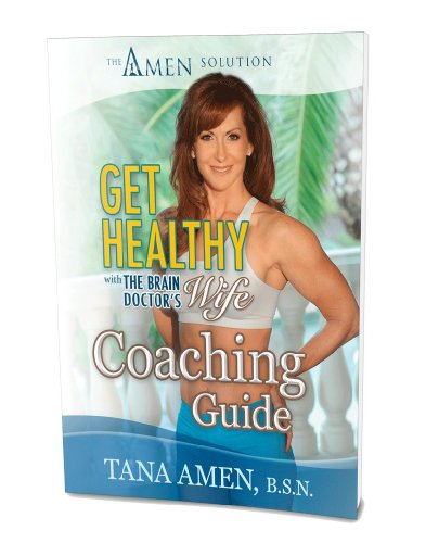 9781886554368: Get Healthy with the Brain Doctor's Wife Coaching Guide