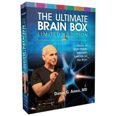 9781886554542: The Ultimate Brain Box - Limited Edition 8 DVD Set- Library of Eight Public Television Specials on the Brain