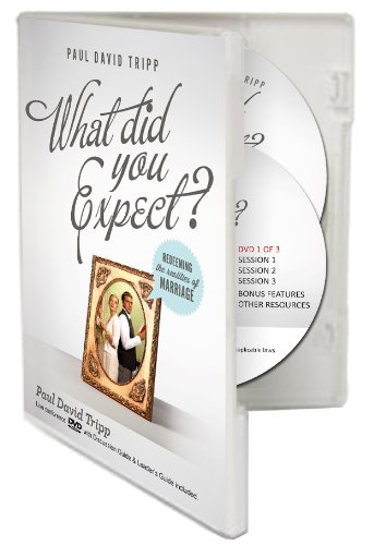 9781886568174: What Did You Expect?: Redeeming the Realities of Marriage
