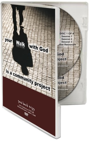 9781886568624: Your Walk with God is a Community Project - A Live Conference on DVD