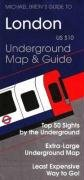 9781886590410: Michael Breins Guide to London by the Underground (Michael Brein's Travel Guides)