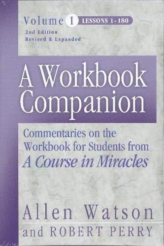 Workbook Companion: Watson, Allen; Perry, Robert