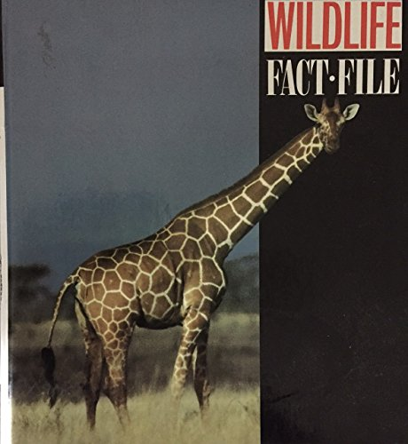 WILDLIFE FACT-FILE Animal Identification and Conservation Guide: FILMS, OXFORD SCIENTIFIC