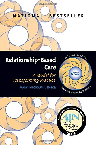 Relationship-Based Care: A Model for Transforming Practice: Mary Koloroutis, Jayne