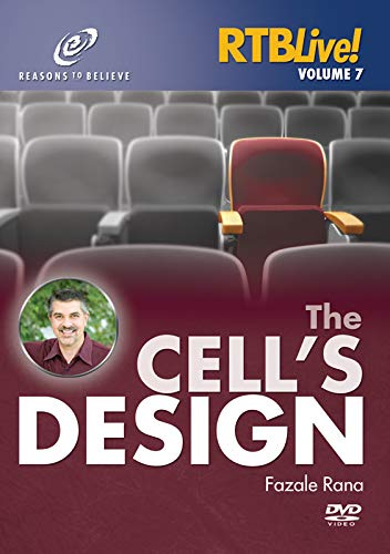 9781886653566: The Cell's Design: How Scientific Discoveries at the Cellular Level Point to God (RTB Live! Vol. 7)