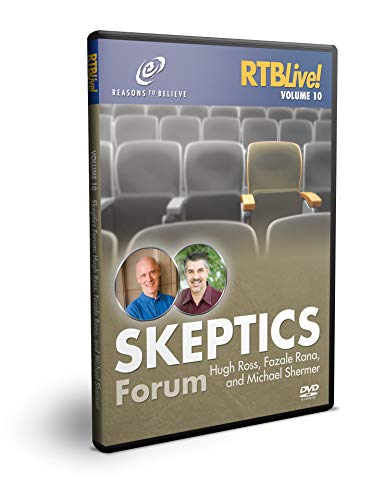 9781886653627: Skeptics Forum: Hugh Ross and Fazale Rana with Michael Shermer (RTB Live! Vol. 10)