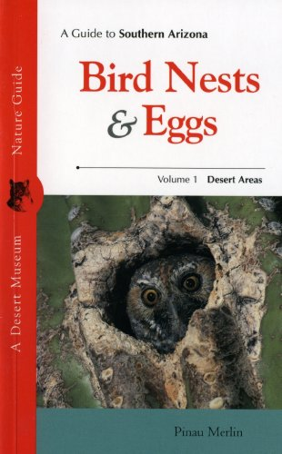 9781886679177: A Guide to Southern Arizona Bird Nests & Eggs