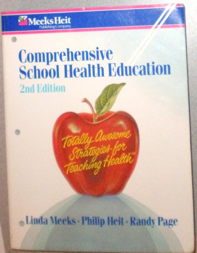9781886693098: Comprehensive School Health Education: Totally Awesome Strategies for Teaching Health